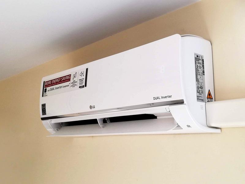 Kompleksowy montaż klimatyzacji